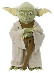 Star Wars realistic size 1/1 Yoda figure Takara Tomy from JAPAN NEW F/S