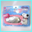 Snoopy Room mirror cover car supplies accessories Pink from JAPAN NEW FS