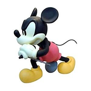 "Disney x NUMBER (N) INE 9 Mickey Mouse Big figure doll color 60cm 23.6""singerNEW"