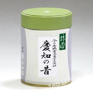 Koyama Gardens Marukyu green tea powder Matcha Keichi no Mukashi 200g cans input