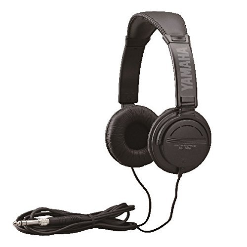 JAPAN Yamaha RH5MA Pro Monitor Headphones Closed-back dynamic typ Black JapanNEW