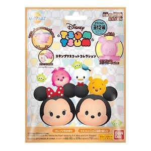 New Release! Disney TSUM TSUM Stamp mascot collection Bath bomb boll 15pc SETFS