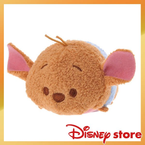Disney Store Mini (S) Tsum Tsum Roo (Winnie the Pooh) Plush Doll F/S NEW