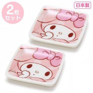 Kawaii My Melody Petit angle small dish (Dream) 2 pieces set Free shipping NEW