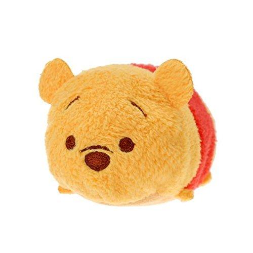 Winnie The Pooh mini (S) Disney official TSUM TSUM stuffed Goods F/S