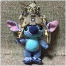 Tower of Terror Stitch Shiriki Utundu stuffed toy Plush Doll Tokyo Disney SeaNEW
