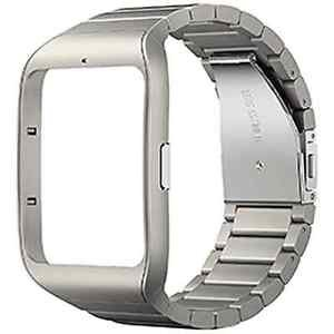 NEW Smart Watch 3 wrist strap SWR510M-S Metal silver Japan FS