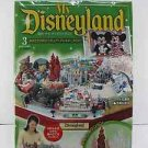 NEW My Disneyland Vol.3 California Diorama parts Miniature DeAGOSTINI Model kit