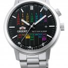 NEW ORIENT Mens Watches STYLISH AND SMART MULTI YEAR CALENDAR WV0881ER Analog FS