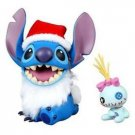 VCD Stitch Christmas Ver.Non Scale PVC Made painted finished product Figures NEW