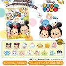 Disney TSUM TSUM Bath bomb boll 15pcs SET Inside Mascot Bath additive Japan FS