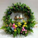 My Neighbor Totoro wreath Parent and child handmade from JAPAN FS Gift