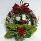Christmas wreath No.2 My Neighbor Totoro Only me and you handmade from JAPAN FS