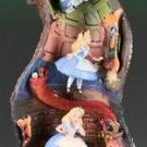 WDCC Rare World limited 500! Alice and Dinah Down The Rabbit Hole in Wonderland