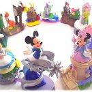 Disney Dreams On Parade Moving on figure Disney + Coca-Cola Miniature Float land
