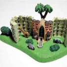 Disney Parade Animal Kingdom Lodge Disneyland Diorama Parts Figures Miniature FS
