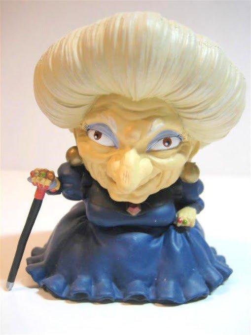 Very Rare Collector products Spirited Away Yubaba Figures Miyazaki Hayao Ghibli