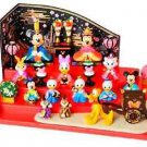 Disney Resort Limited Mickey & Friends Hina doll + Case Mary Goofy Figures JAPAN
