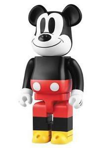 "Brand NEW! Medicom toy Mickey Mouse 400% Be@rbrick Bearbrick 11"" Color F/S"