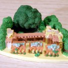 Disney Parade Animal Kingdom Entrance Florida Disneyland Diorama Miniature