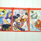 2006 Disney store Japan Mickey & Friends kabuki Noren Curtain Partition Doorway