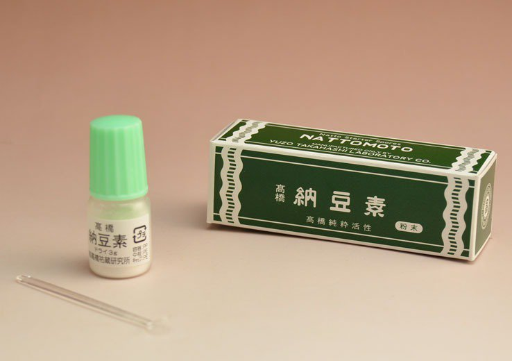 With English Recipes! NATTO Powder Natto Spore Soybean 3g for Making 30kg Miso