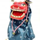 Shishimai Dancing lion Head swing doll Japanese Tradition sound sensor Toy FSNEW