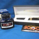 OFFER Disney store limited PARKER Mickey Millennium 2000 Fountain Pen Gift FSNEW