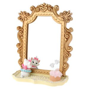 Last stock!! Marie � Stand mirror Aristocats Disney store JAPAN limited NEW F/S