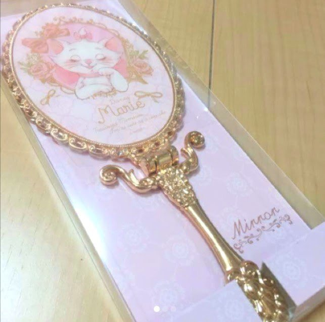 �Disney store limited! Marry 2 WAY hand mirror stand mirror from JAPAN NEW FS�