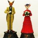 Baron Louise Luise Statue Figure Music Box Set Whisper of the Heart Ghibli FSNEW