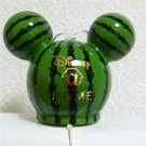 Very rare!! Disney Mickey Mouse Watermelon Wind chimes Japan limited Pottery NEW