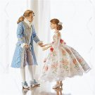 Beauty and the Beast Belle & Prince Figure Set Live Action Doll World limited500