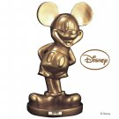 "Mickey Mouse Oversized 52 cm 20.5"" Bronze Statue Ornament Figure World 2000 FS"