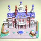 Disney American pavilion from Disney parade Diorama Miniature land Figure FS NEW