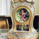 Free shipping! Disney Princess Castle clock L Snow white NEW Japan NEW