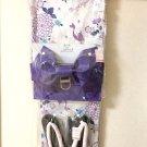 Little Mermaid Ariel Shellfish Yukata Set M White Peony Kimono Dress Girl FS