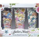 Pretty Soldier Sailor Moon Aroma Hand Cream Set of 3 fragrances Japan F/S