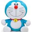 "Sekiguchi 19.6"" Big Doraemon plush doll mascot stuffed toy 2L 50cm NEW FS large"