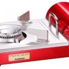 IWATANI Casette Feu Petit Slim Butane Cooking Stove CB-JRC-PS-R Red New F/S
