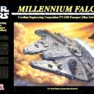 Disney Star Wars MILLENNIUM FALCON 1/72 Assembly kit Fine Molds FS Japan NEW