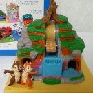 Tokyo Disneyland Chip & Dale Splash Mountain Tape cutter Tape holder Ornament