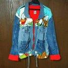 90's Too Cute! Disney Main Character Vintage Remake Denim G Jacket Men's L-XL