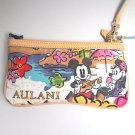 Disney Aulani Hawaii limited Dooney & Bourke Pouchette Handbag Pouch case Mickey