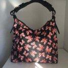 Disney store × DOONEY&BOURKE Minnie mouse Hand bag Ribbon Tote bag black Japan
