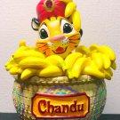 Tokyo Disney Sea limited Chandu Music Box figure Trick ornament Disneyland F/S