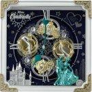 Disney Cinderella Swarovski crystal Automaton clock Glockenspiel Trick RHYTHM FS