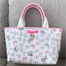 Samantha Thavasa Disney Fashionable Cat Marie Ribbon Tote bag Hand Bag boston