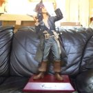 Pirates of the Caribbean Jack Sparrow 1/4 Collectable figure Dead Man's Chest