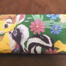 Tokyo Disney Resort limited Bambi Goblin wallet long wallet Pouch purse land